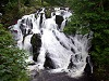 Swallow falls waterfall betws-y-coed wales welsh uk